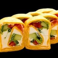 Тортилья с овощами Фото