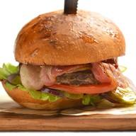 BBQ бургер Фото