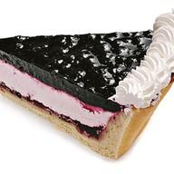 Домашний чернично-голубичный пирог Фото