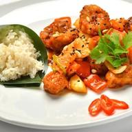Свинина с овощами по-китайски Фото
