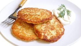Картофельные драники - Фото