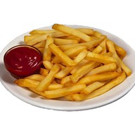 Картофель жареный во фритюре Фото