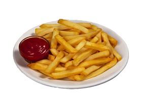 Картофель жареный во фритюре - Фото