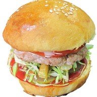 Гамбургер микс Фото