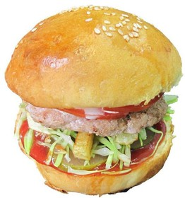 Гамбургер микс - Фото