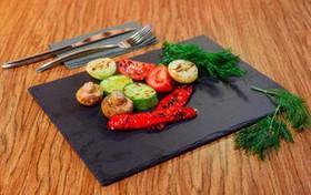 Овощи гриль - Фото