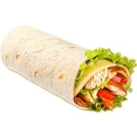 Ролл-сэндвич классик - Фото