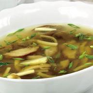 Суп-лапша по-домашнему с грибами Фото
