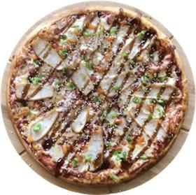 Терияки пицца - Фото