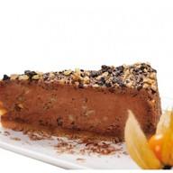 Чизкейк шоколадно-ореховый Фото