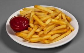 Картофель фри печеный в духовке - Фото