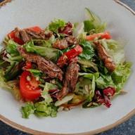 Салат с мачете Фото