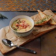 Крем-суп из чечевицы Фото