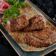 Шашлык из вырезки говядины Фото