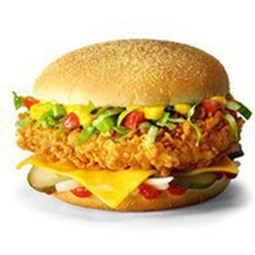 Чизбургер де люкс - Фото