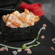 Острые гунканы с лососем Фото