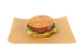 Бургер со свининой - Фото