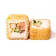Тортилья хот с лососем Фото