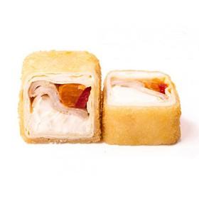 Тортилья хот с беконом - Фото