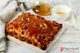 Пирог с брынзой и шпинатом - Фото