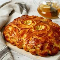 Пирог с индейкой и сыром моцарелла Фото