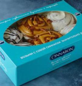 Синнапак шесть больших булочек - Фото