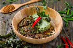 Говядина по-тайски - Фото