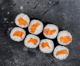 Роллы с лососем - Фото