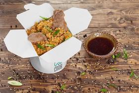 Рис с говядиной - Фото