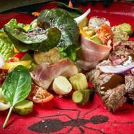 Стейк-салат Титано Фото