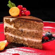 Торт финиковый Фото