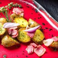 Бэби-картофель по-деревенски Фото