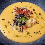 Суп-крем тыквенный Фото