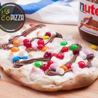 Нутелла пицца Фото