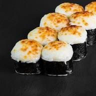 Запеченный ролл Летний лайт с сыром Фото