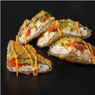 Сэндвич с курицей и халапеньо Фото