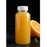 Сок свежевыжатый апельсин Фото
