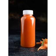 Сок свежевыжатый морковь Фото