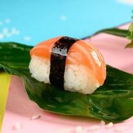 Суши с лососем №1 Фото