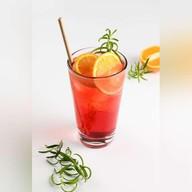 Лимонад ягодный Фото