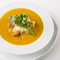 Суп-пюре овощной Фото