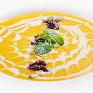 Тыквенный суп по-нормандски со свеклой Фото