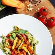 Овощная паста Фото