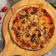 Мексиканская пицца Фото