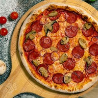 Сардиния пицца Фото