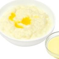 Каша рисовая со сгущенным молоком Фото