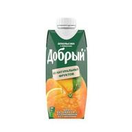 Нектар Добрый апельсиновый Фото