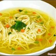 Суп-лапша Фото