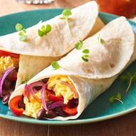 Буррито вегетарианский Фото
