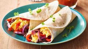Буррито вегетарианский - Фото
